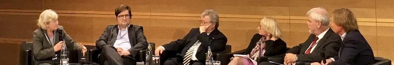 Susanne Burger, Boris Petschulat, Reinhold Festge, Judith Helfmann-Hundack, Hans-Joachim Prinz