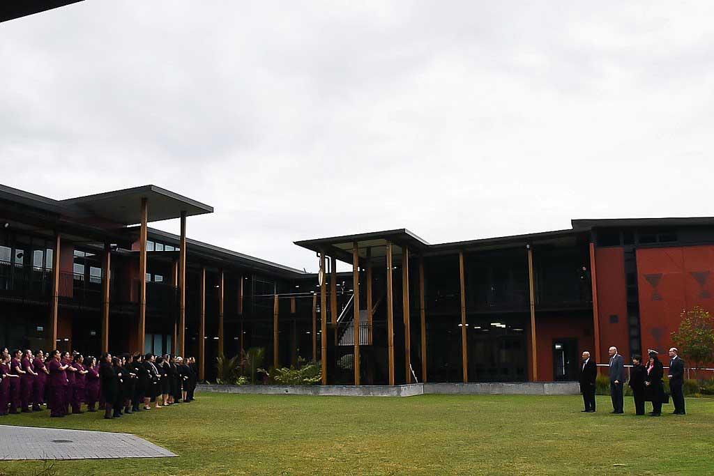 """Reowned tertiary educational institute in New Zealand: """"Te Whare Wananga o Awanuiarangi"""""""